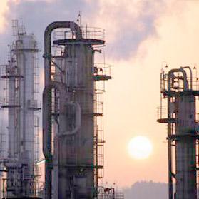 Нефтепереработка и газопроводы